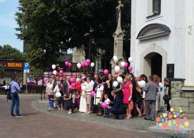 balony_wstazki_kosciol